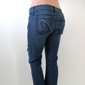 a216e06f775 Melissa McCarthy Seven7 Jeans - Plus Size MELISSA McCARTHY Seven7 Jeans  Bling NWT